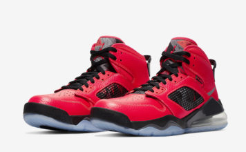 Jordan Mars 270 PSG Infrared CN2218-600 Release Date Info