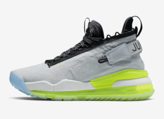 Jordan Proto Max 720 Neon Green Blue BQ6623-007 Release Info