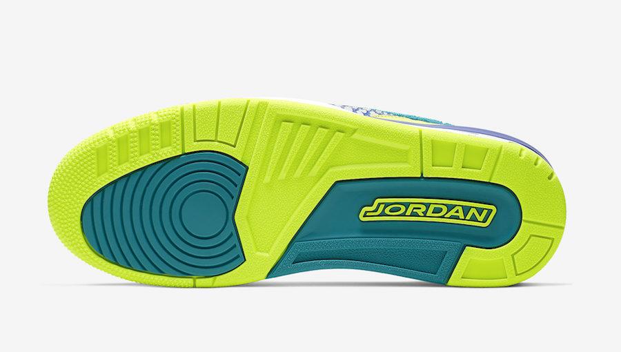 Just Don Jordan Legacy 312 Low CD7069-103 Release Info