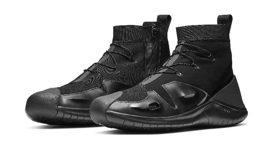 Matthew M. Williams Nike Black Release Info