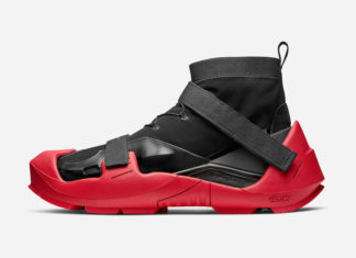 Matthew M Williams Nike Free TR 3 SP Black Red Release Date Info