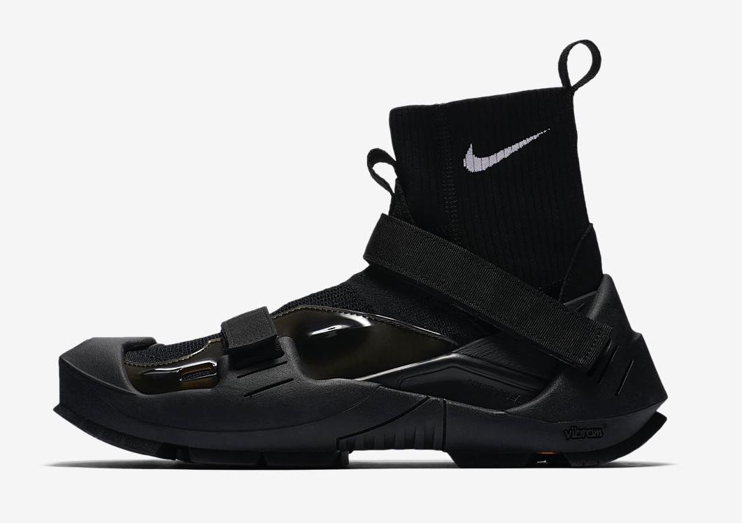 Matthew M. Williams Nike Free TR 3 SP Black Release Info