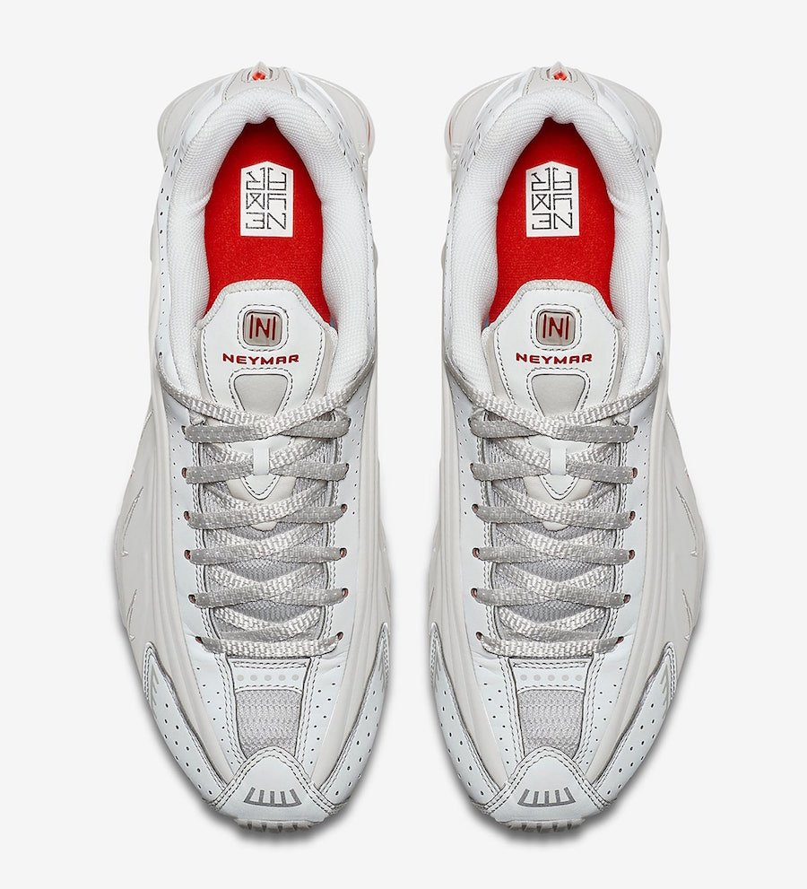 Neymar Nike Shox R4 BV1387-002 Release Info