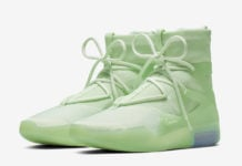 Nike Air Fear of God 1 Frosted Spruce AR4237-300 Release Date Price