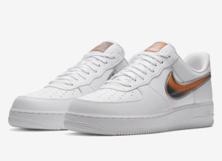 Nike Air Force 1 07 LV8 3 White Court Purple Infrared 23 CI6387-171 Release Info