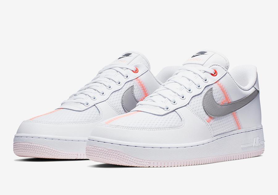 Nike Air Force 1 CI0060-101 Release Info