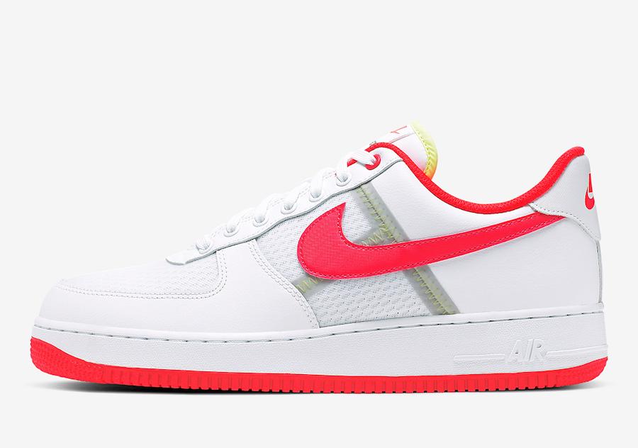 Nike Air Force 1 CI0060-102 Release Info