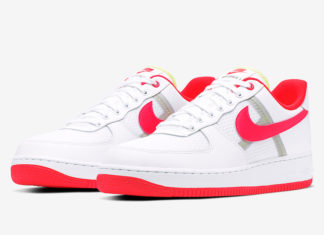 a6d230540 Nike Air Force 1 Low  Transparent Mesh  Pack