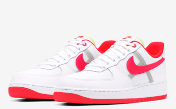 Nike Air Force 1 CI0060-102 Release Info