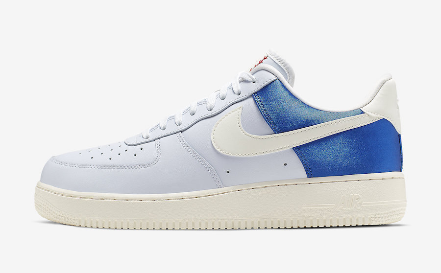Nike Air Force 1 City Pride Toronto AH8462-401 Release Info