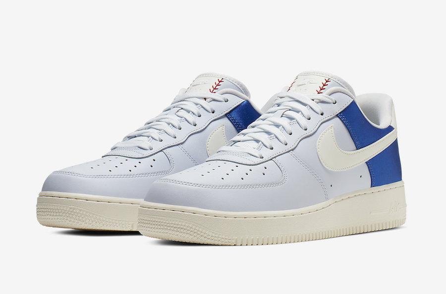 on sale 57196 b4f93 Nike Air Force 1 City Pride Toronto AH8462-401 Release Info