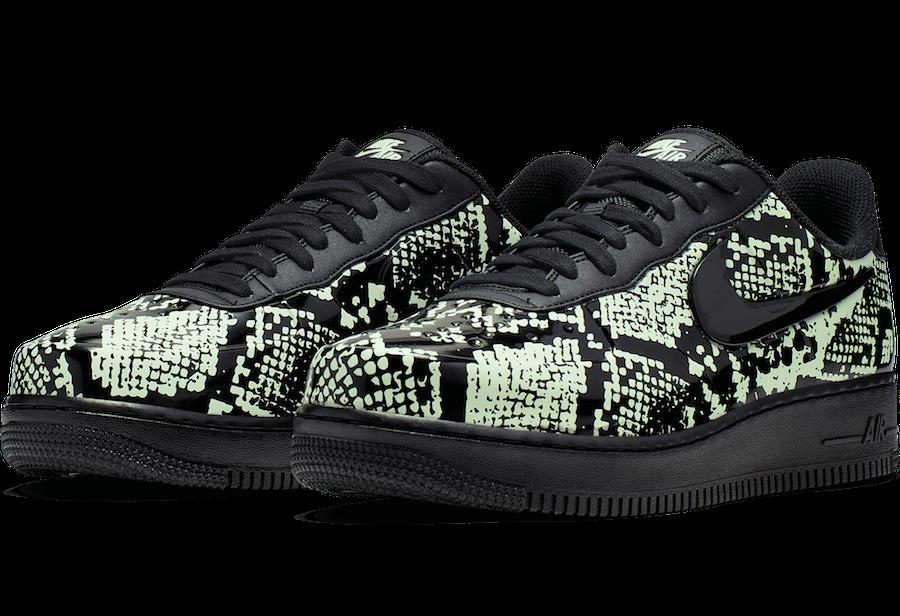 Nike Air Force 1 Foamposite Pro Cup Snakeskin AJ3664-300 Release Info
