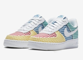 on sale 43568 1c04e Nike Air Force 1  Gingham Pack  Releasing Soon