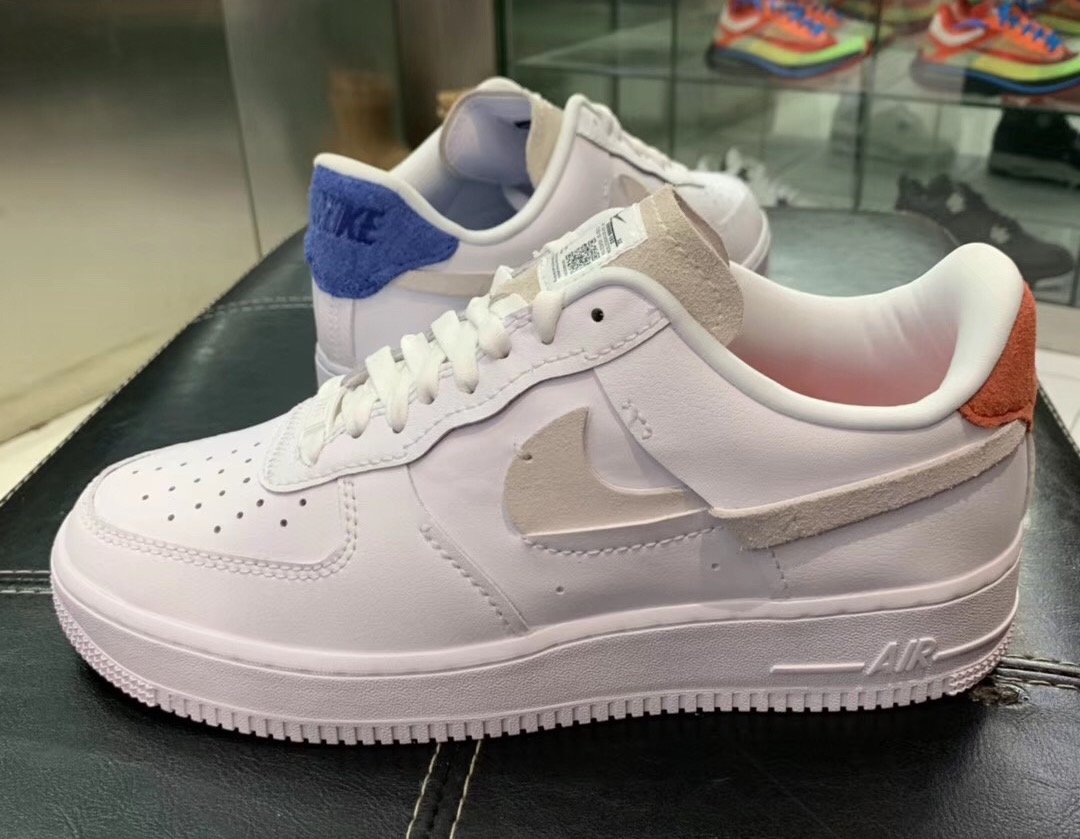 Nike Air Force 1 Inside Out 898889-103 Release Info
