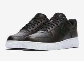 634c94b91 Nike Air Force 1 Low in Black and White Starting to Release