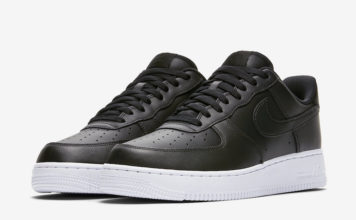 Nike Air Force 1 Low Black White AA4083-015 Release Info