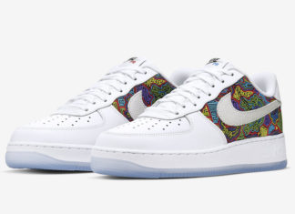 buy online 54d5d 58598 The Nike Air Force 1 Low Releasing for Puerto Rican Day
