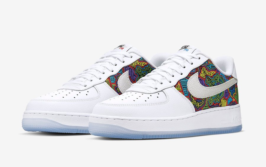 Cancelled: Nike Air Force 1 Low Puerto Rico •