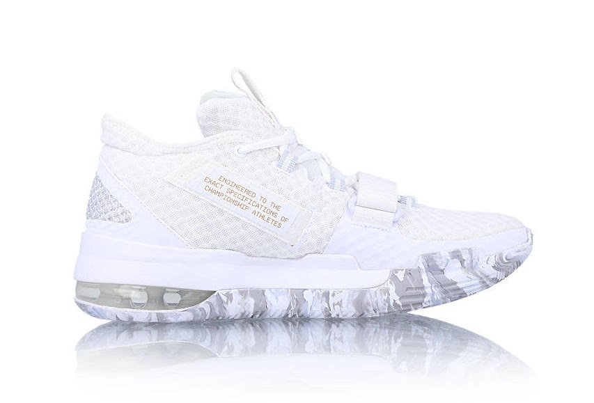 Nike Air Force Max Low White Gold BV0651-100 Release Info