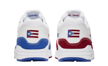 buy popular 39156 ddb0c This Nike Air Max 1 Celebrates Puerto Rican Day