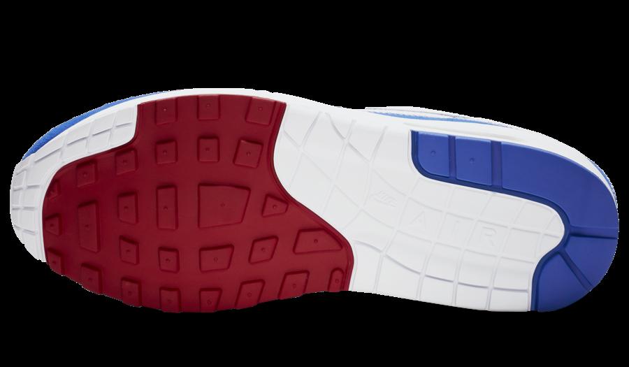 Nike Air Max 1 Puerto Rico CJ1621-100 Release Info
