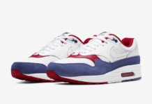 Nike Air Max 1 White Red Blue CJ9927-100 Release Info