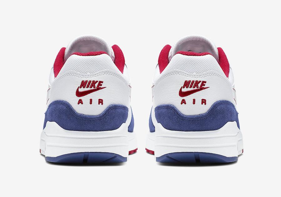 Nike Air Max 1 White Red Blue CJ9927-100 Release Info