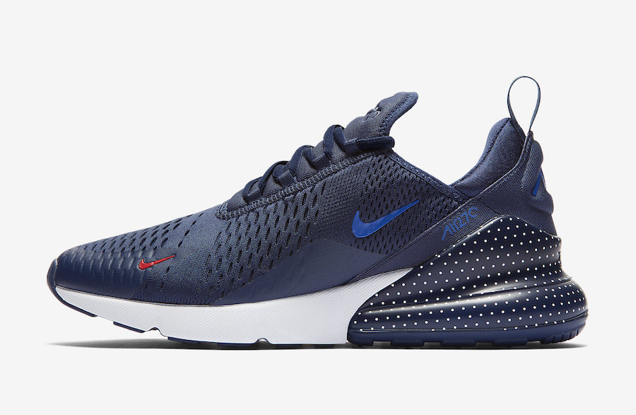 Nike Air Max 270 France CK0736-400 Release Info