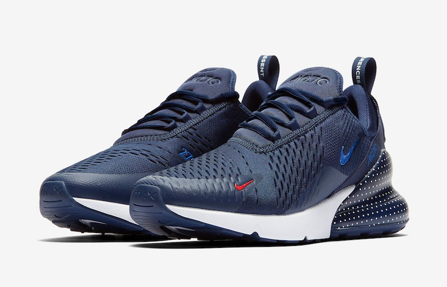 new style 1ffd4 86b6f Nike Air Max 270 France CK0736-400 Release Info