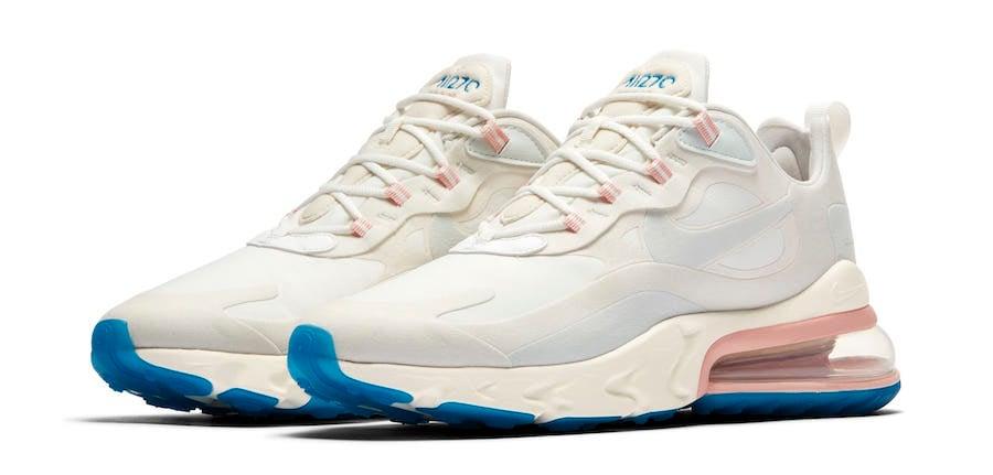 Nike Air Max 270 React Colorways + Release Dates | SneakerFiles