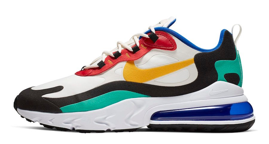 air max 270 react best colorways