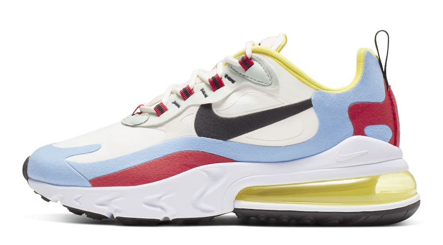 Nike Air Max 270 React Release Date Info