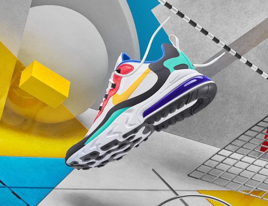 air max 270 react og colorway