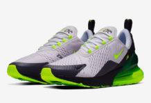 Nike Air Max 270 Volt CJ0550-001 Release Info