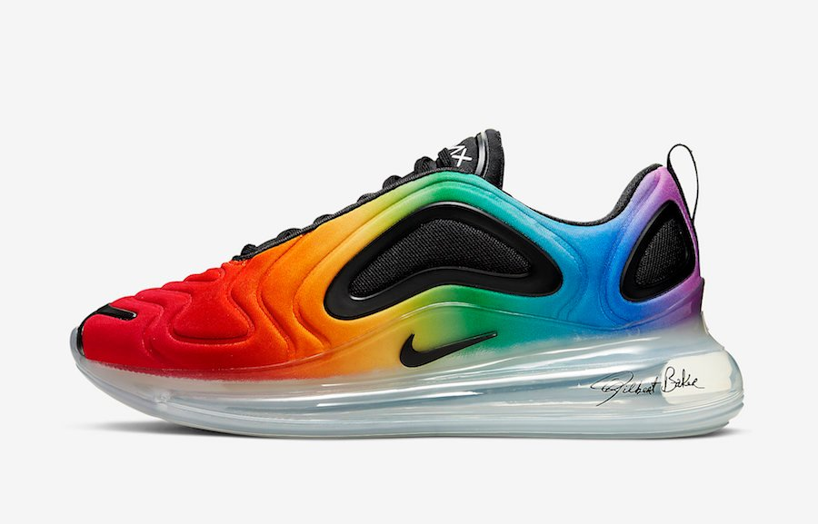 Nike Air Max 720 Be True Pride Cj5472 900 Release Info
