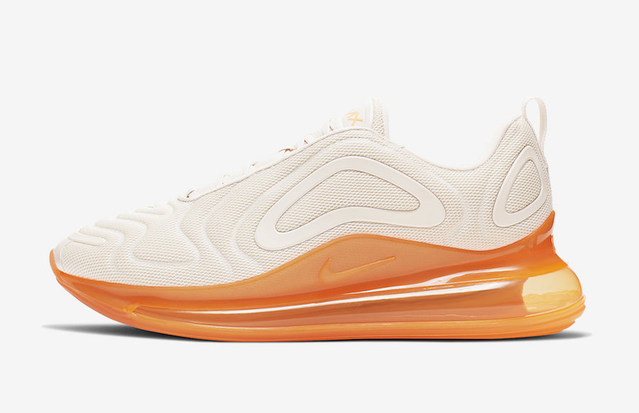 Nike Air Max 720 Light Orewood Brown AO2924-102 Release Info
