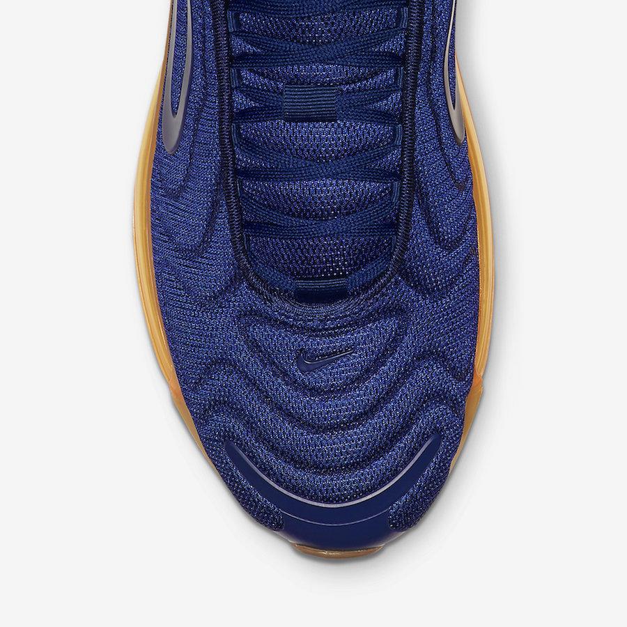 Nike Air Max 720 Midnight Navy Laser Orange AO2924-401 Release Info