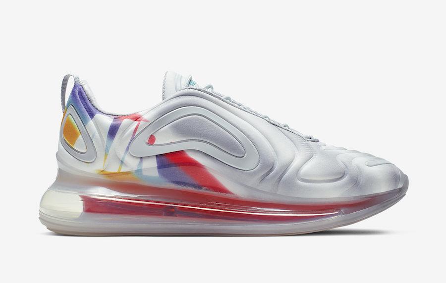 Nike Air Max 720 Pride AO2924-011 Release Info