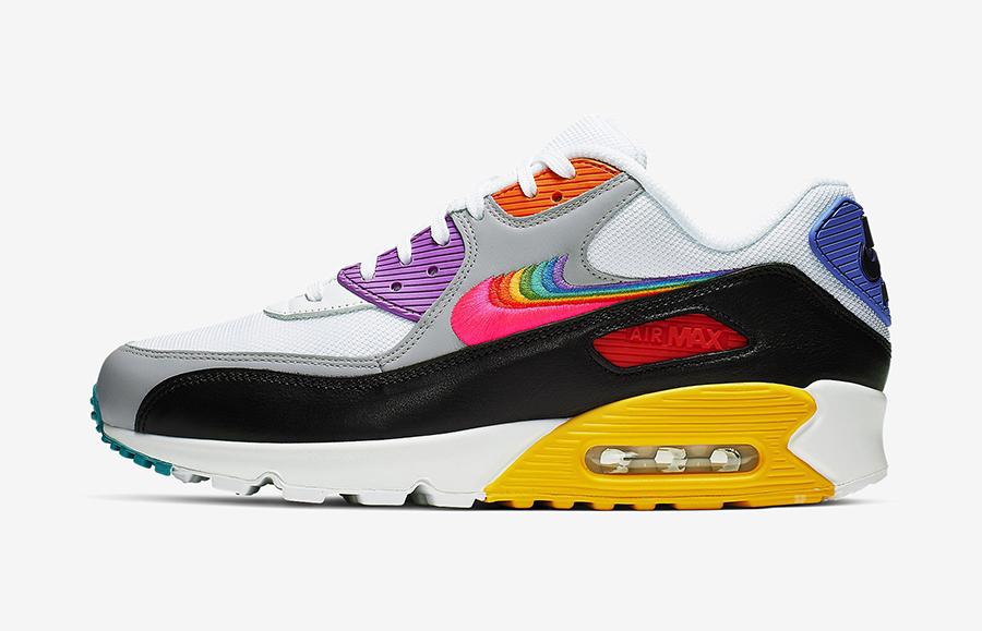 Nike Air Max 90 Be True CJ5482-100 Release Date
