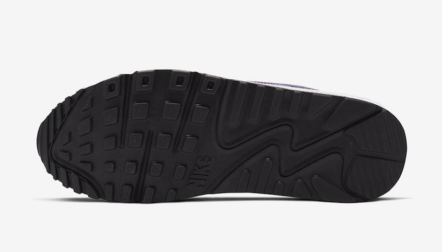 Nike Air Max 90 Laser Fuchsia 881105-606 Release Info