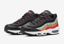 Nike Air Max 95 Essential Ocean Cube Kumquat AT9865-002 Release Info