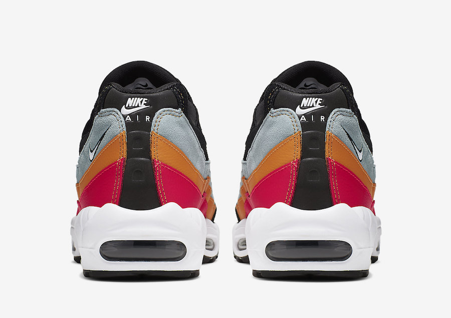 Nike Air Max 95 Essential Ocean Cube Kumquat AT9865-002 Release Info