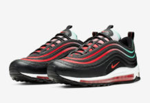the best attitude 8b601 364e6 Nike Air Max 97 Releases in Ember Glow and Blue Fury