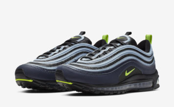 Nike Air Max 97 Seahawks CK0896-001 Release Info