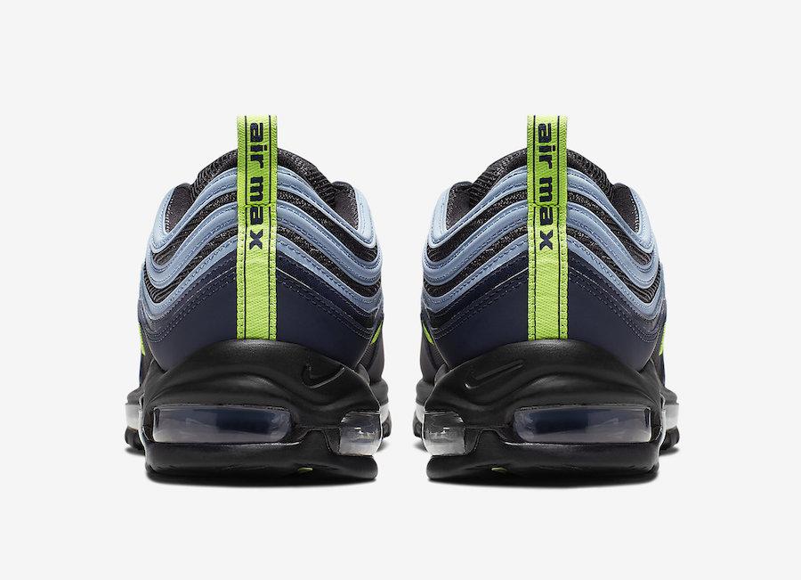 Nike Air Max 97 Seahawks CK0896-001 Release Info