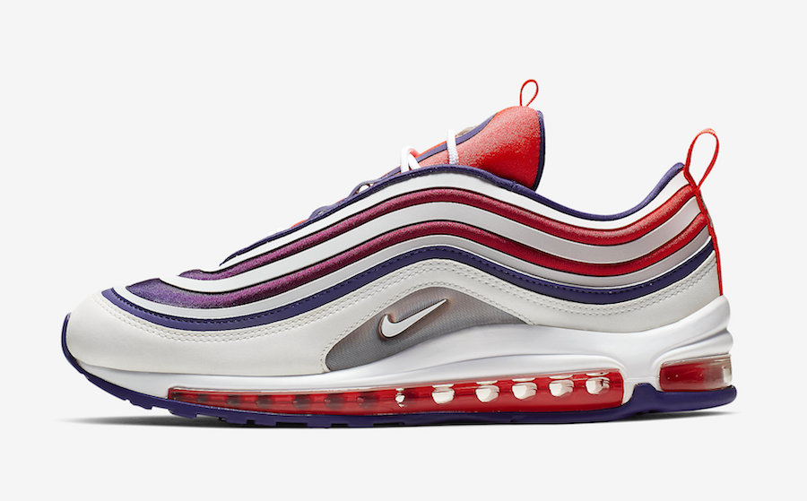 Nike Air Max 97 Ultra Infrared Court Purple CI1957-617 Release Info