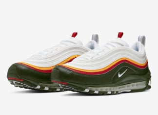 12afb92668aa2a Nike Air Max 97 SE  White Evergreen  Available Now