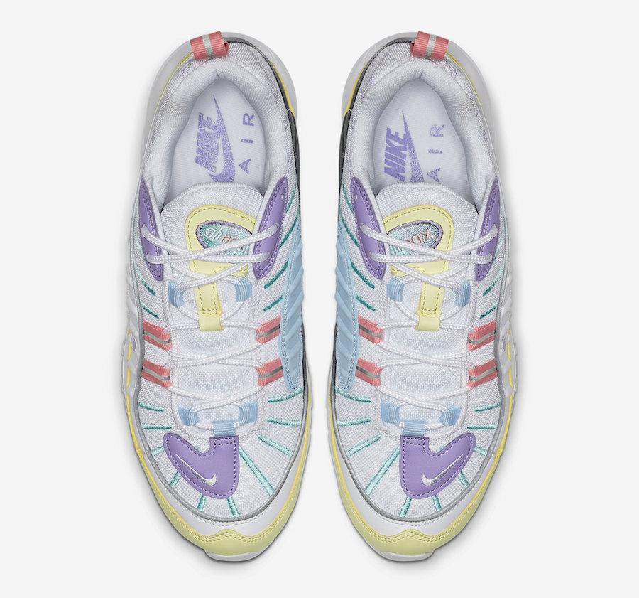 Nike Air Max 98 AH6799-300 Release Info