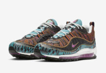 Nike Air Max 98 BHM CD6090-001 Release Info