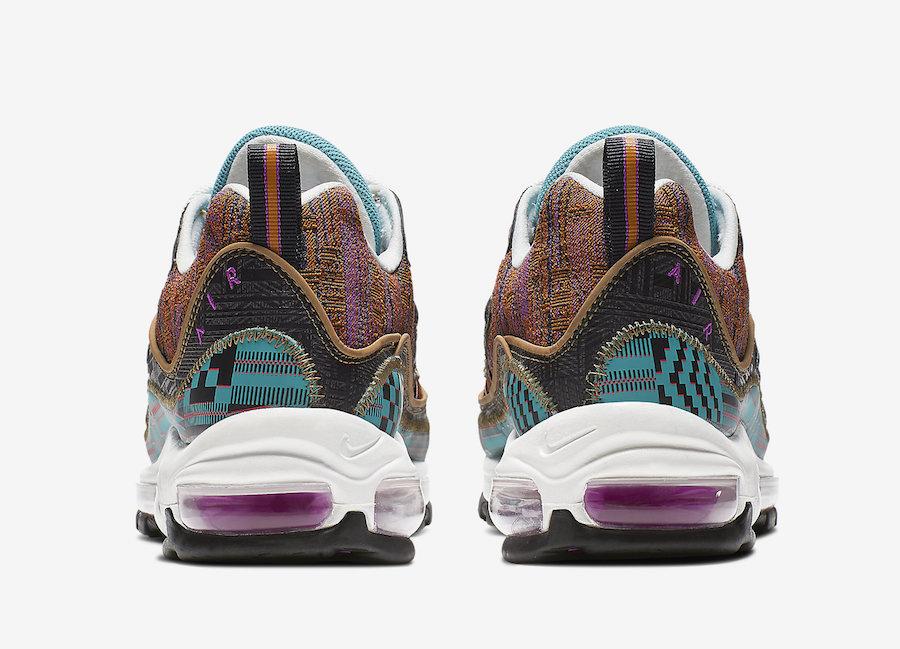 Nike Air Max 98 BHM CD6090-001 Release Info